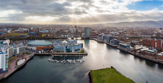Carson McDowell advises Belfast Harbour Commissioners on investment on Port of Belfast