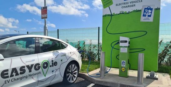 Carson McDowell advised Air Core in connection with its equity investment in electric vehicle charge point operator, EasyGo.