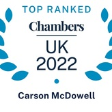 Carson McDowell leads the way again in the 2022 in the legal rankings.