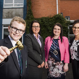 Carson McDowell leads Lawyers in Schools NI pilot