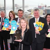 Carson McDowell Partner Irish News for their eleventh Workplace & Employment Awards.