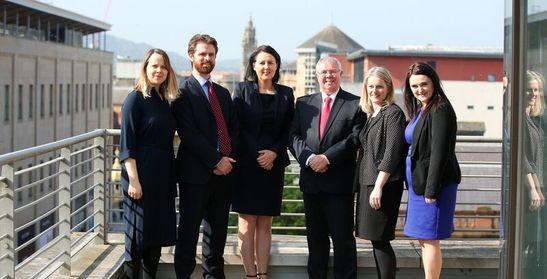 Carson McDowell encourages NI Law Firms to get involved with Lawyers in Schools
