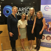 Carson McDowell raise £790 for the Child Brain Injury Trust