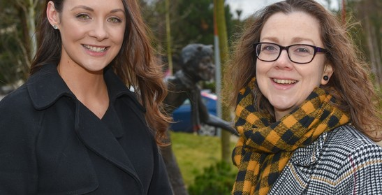 Carson McDowell supports Arts & Business NI's crucial training initiative