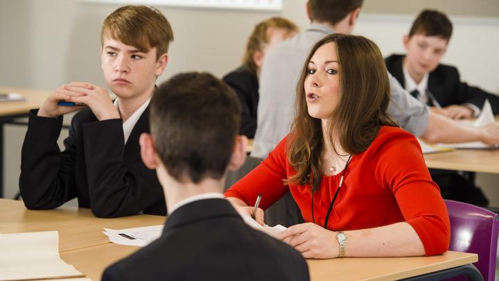 Lawyers in schools